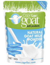 CapriLac Goat Milk Powder Naturally A2 Goat Protein - 1kg