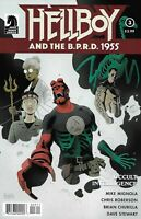 Hellboy And The Bprd Comic Issue 3 1955 Occult Intelligence Modern Age 2017