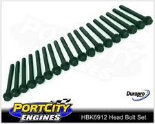 Head Bolt Set Isuzu 4cyl NPR NPS Series 4HF1 4.3L 4HG1 4.6L Diesel HBK6912