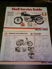 Honda Motorcycle Manuals & Literature Technical Guides