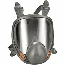 3M Reusable Full Face Mask Respirator 6800
