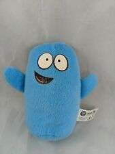 "Foster's Home for Imaginary Friends Bloo Plush 6.5"" Cartoon Network Stuffed"
