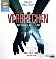 ANNEKE KIM SARNAU - (2MP3)DAS VERBRECHEN-KOMMISSARIN LUNDS 1.FALL 2 MP3 CD NEU