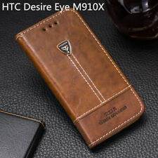 Stand Flip Wallet Card Slot Leather Phone Case Cover For HTC Desire Eye M910X