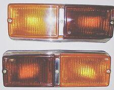 FIat 128 CIGALA & BERTINETTI berlina, rally, abarth, 69-72 rear lenses