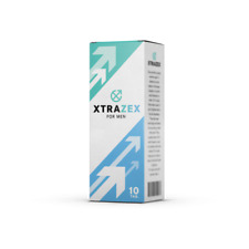 Xtrazex dietary Supplement 10 effervescent tablets for men sexual activity