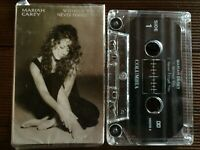 MARIAH CAREY...WITHOUT YOU & NEVER FORGET - - 1994 Australian Cassette Single
