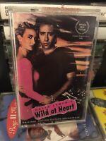 David Lynch's Wild At Heart Soundtrack Cassette