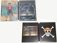 PLAYSTATION 3 BANDAI NAMCO STEELBOOK per ONE PIECE PIRATES WARRIORS 2 PS3