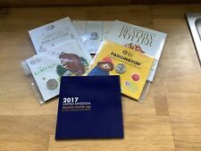 More details for royal mint coins and albums 2016—-2019
