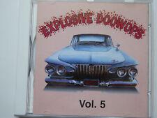 VARIOUS * Explosive Doo Wop Vol. 5 * NM (CD)