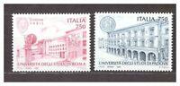 s31267) ITALIA  MNH** 1997 Università Roma - Padova 2v
