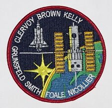 Ricamate patch spaziale NASA sts-103 dello Space Shuttle Discovery... a3174