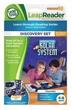 LeapReader Discovery Set: Interactive Solar System