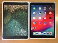 MINT Apple iPad Pro 2nd Gen. 64GB, Wi-Fi, 10.5in, Space Grey, Warranty 30/06/19