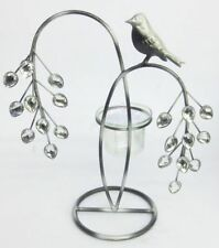 Glass Art Deco Style Candle Holders & Accessories