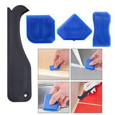 4Pcs/Set Sealant Spatula Caulking Tool Kit Joint Silicone Grout Remover Scraper