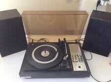 Vintage platine disques magnétophone tuner France electronique