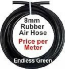 "Standard size Air Compressor Hose  8mm ( 1/ 4"" - 5/16"" ) bore    Price Per Metre"