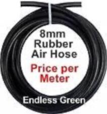 "Standard size Air Compressor Hose  8mm ( 1/ 4"" - 5/16"" ) bore    Price Per Metre"