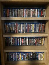 250 Pick And Choose Blu Ray lot- Mostly Horror Movies with other genres