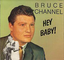 "BRUCE CHANNEL ""HEY BABY"" ROCK SOUL LP 1990  TEENAGER 601"