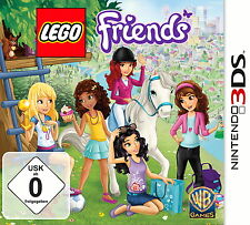 LEGO Friends 3DS (Nintendo 3DS) NEU OVP