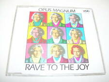 Opus Magnum - rave to the joy ( cd maxi 1992 early rave