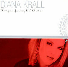 Have Yourself a Merry Little Christmas [EP] [EP] [Limited] by Diana Krall (CD, N