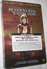 Resident Evil Extinction DVD Milla Jovovich Action Adventure FREE SHIPPING U.S.A