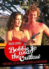 Bobbie Jo and the Outlaw DVD 1975 Marjoe Gortner Lynda Carter (MOD)