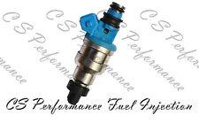 OEM Nikki Fuel Injector (1) INP-062 Rebuilt by Master ASE Mechanic USA
