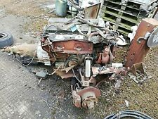 1969 Jaguar XJ6 4.2 Series 1 Engine Gearbox and Front Chassis 55,000 miles