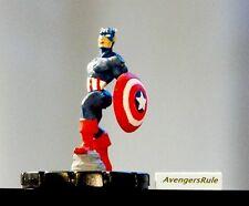 Marvel Universe Heroclix 091 Captain America Rookie