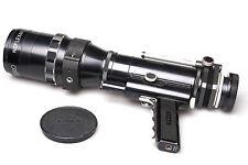 Novoflex noflexar quickfocus 40cm 400mm f5.6 F. Canon EF/EOS
