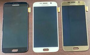 OEM Pull Samsung Galaxy S6 G920 Used SBI LCD Touch Screen Digitizer Assembly