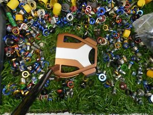 Taylormade RH Tour Issue SPIDER X Copper/White #3 black shaft no line headcover