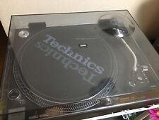 Technics SL-1200MK5 BLACK SHURE M44G Direct Drive DJ Turntabl from Japan [FedEx]
