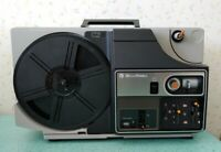 Vintage Bell & Howell 8mm Movie Projector 1460 Zoom Lens Autostop Manual and Box