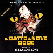Il Gatto A Nove Code - Original Soundtrack [1994] | Ennio Morricone | CD