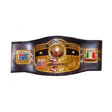 Christmas Sale: $50 Off N.W.A. World Heavyweight Championship Replica Title Belt