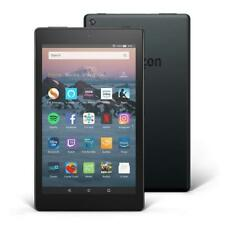 "New Kindle Fire HD 8 Tablet with Alexa 8"" 16 GB latest model Black UK Stock NEW"
