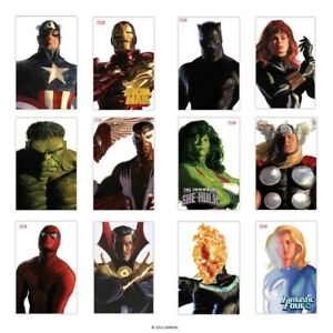 ALEX ROSS TIMELESS VIRGIN VARIANT´S deutsch AVENGERS, DEADPOOL, SPIDER-MAN,X-MEN