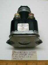 1 Mil Power Relay Sealed 28VDC, 300A,1PNO,Cutler H.#6042H199, Lot 303, Made USA