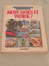 Question & Answer Encyclopedia HOW DOES IT WORK.kingfisher books 1983
