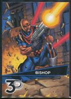 2015 Marvel 3-D Trading Card #63 Bishop