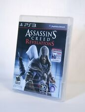 "Sony PlayStation ASSASSIN'S CREED: REVELATIONS (PS3, 2011) ""NEW"""
