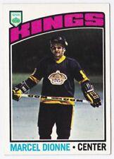 Marcel Dionne 1976/ '77 Topps #91 - Los Angeles Kings