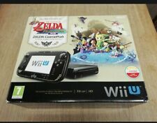 Nintendo Wii U Console - Zelda Wind Waker Limited Edition 🔥 Boxed & Complete