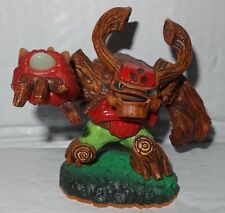 Skylanders Gnarly Tree Rex Giants Action Figure Toy Orange Base Skylander NT